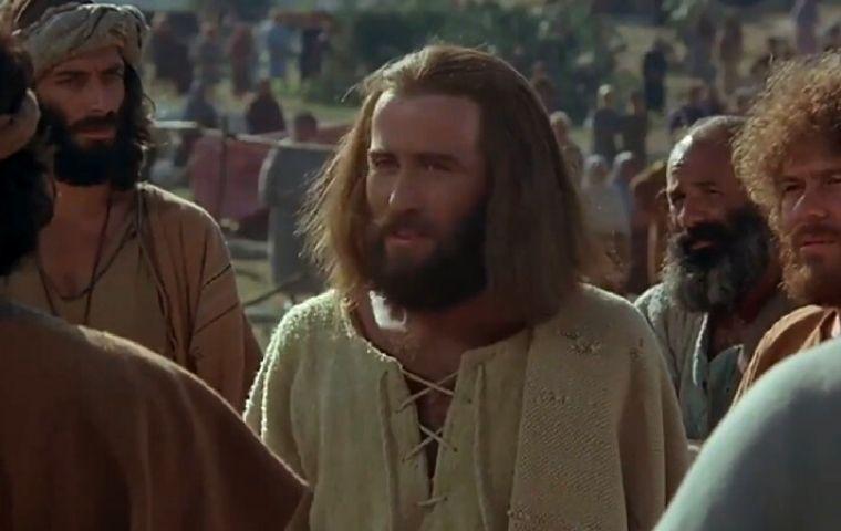 ትምህርቲ ኢየሱስ ክርስቶስ ብዛዕባ ብጹዓን Jesus gives Hope Nu bun steyu